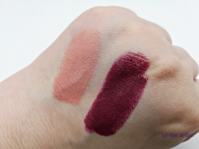 Deborah Milano Atomic Red Mat lipstick labiales makeup maquillaje novedades