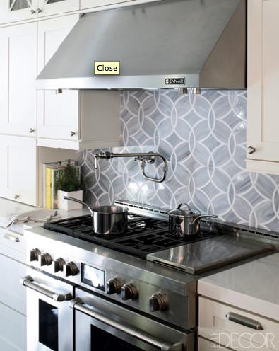 backsplash tile details