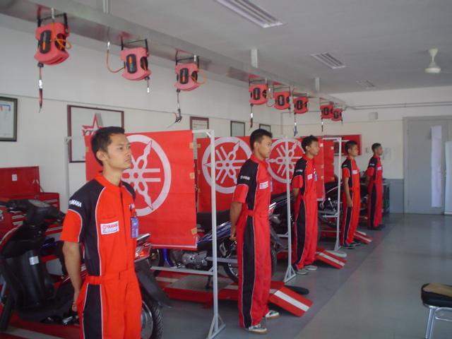 Loker SMK/SMA 2018 PT.YAMAHA MOTOR MANUFACTURING INDONESIA