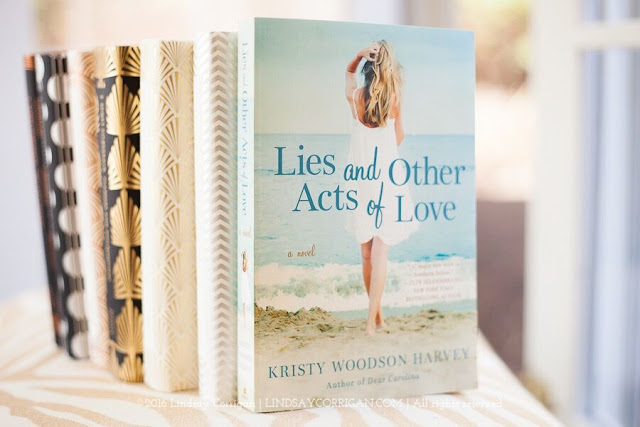 Lies And Other Acts Of Love Kristy Woodson Harvey