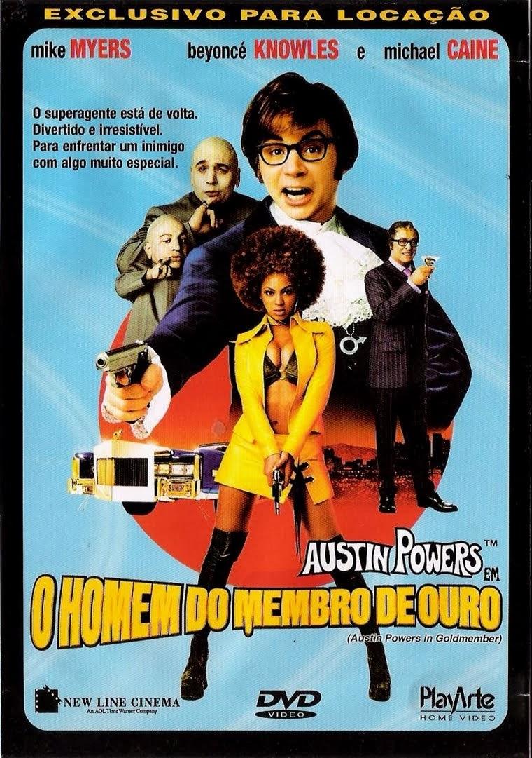 Austin Powers: O Homem do Membro de Ouro – Dublado (2002)