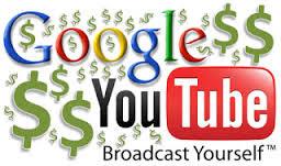 Cara pencairan adsense dari video youtube