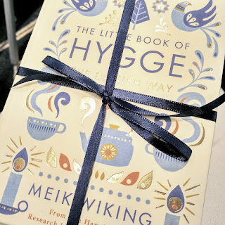 Danish Hygge book - Meik Wiking