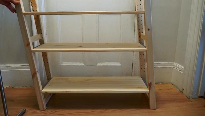 Ikea Ivar Shorter Shelving Unit Review Revisited