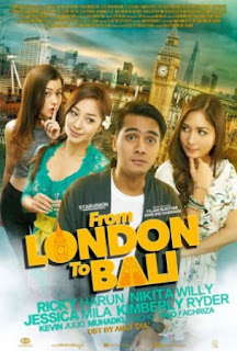 Film From London To Bali 2017 (Indonesia)