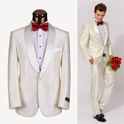 model jas pengantin pria modern terbaru