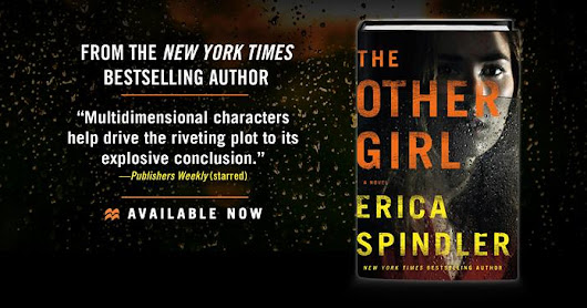 RELEASE DAY: The Other Girl by Erica Spindler
