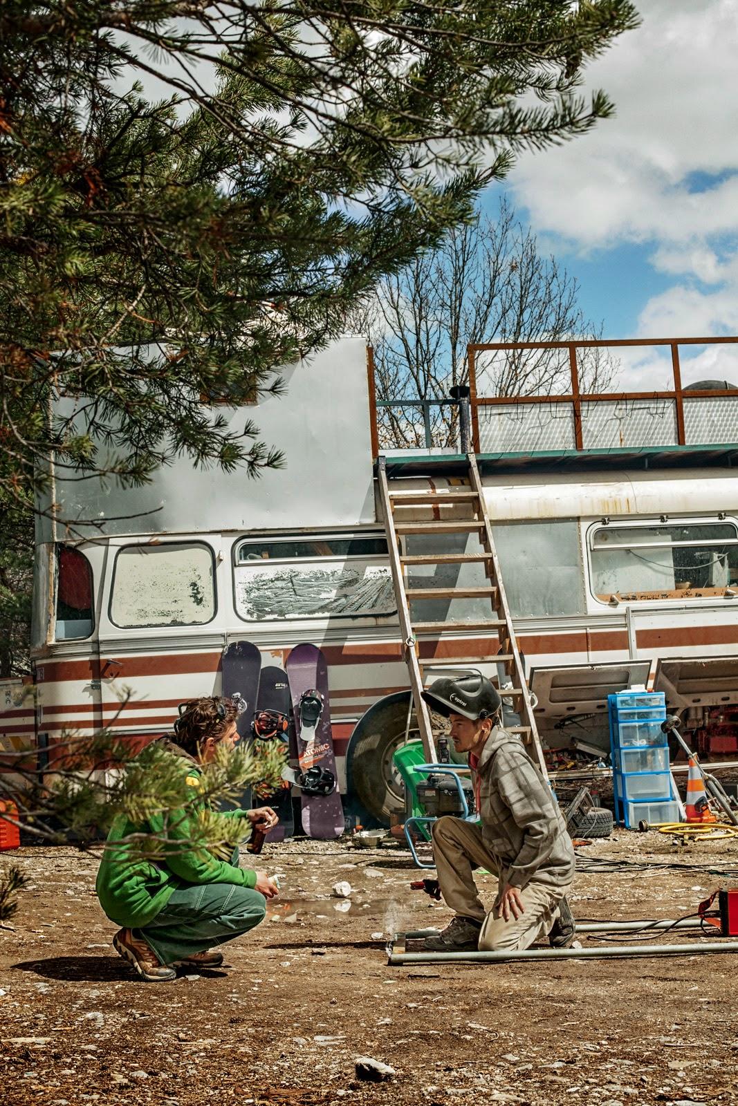 ©Ferjeux van der Stigghel Nolands man project pour forum vies mobiles
