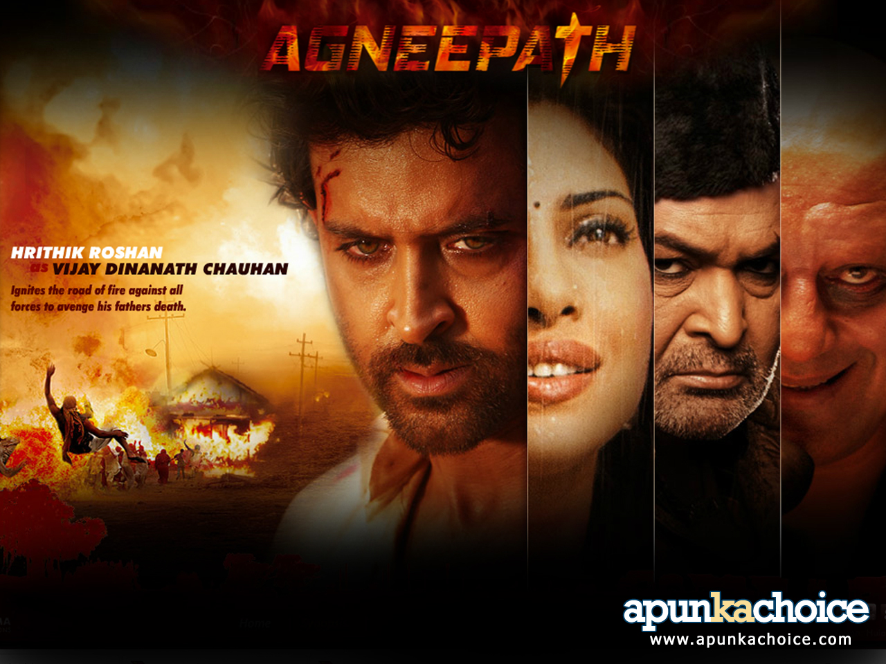 Agneepath old movie song free download.