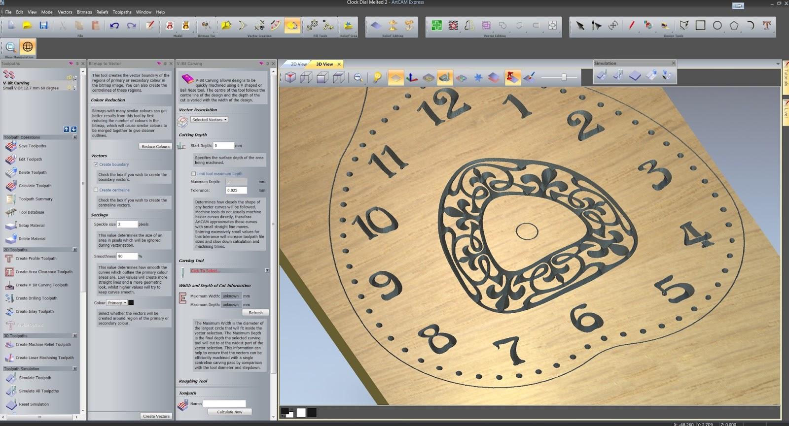 Wooden Clocks: November 2014