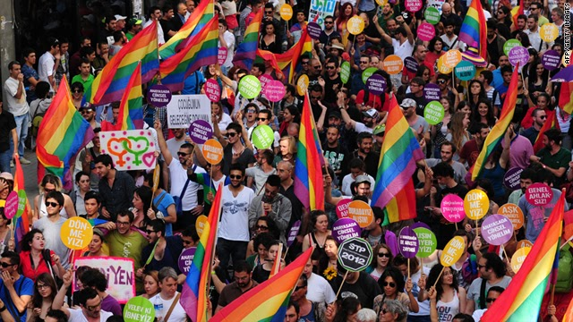 Turkish gay culture