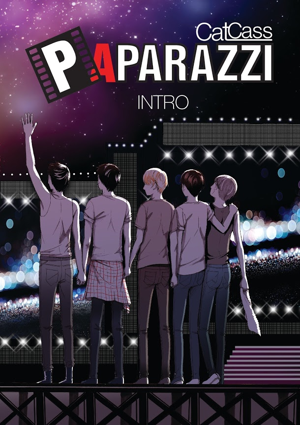 PAPARAZZI (from Cass to TVXQ)