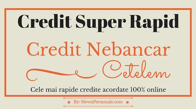 Credit Rapid 100% Online