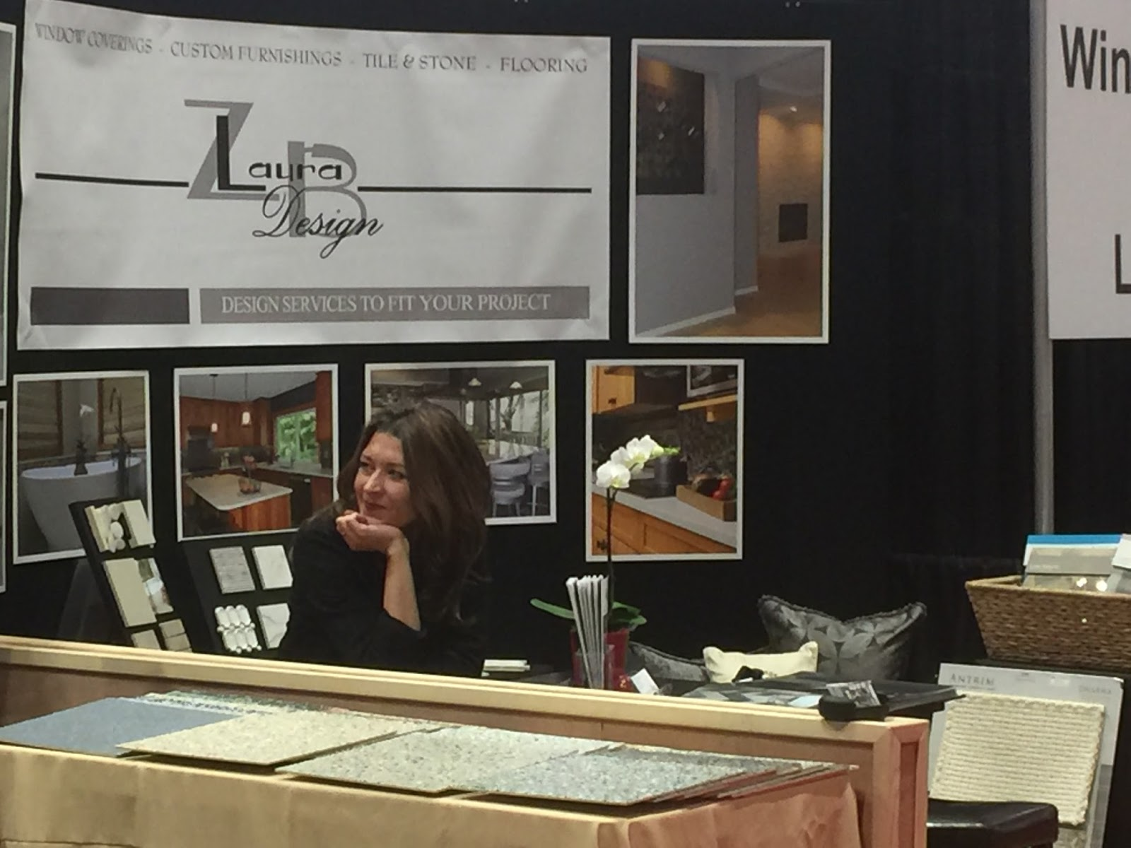 Seattle home show interior design remodeling services from laura zb design for Home design and remodeling show 2017