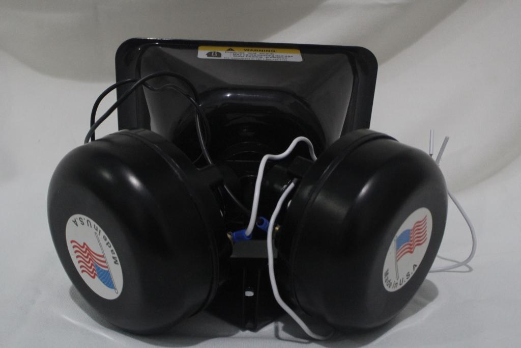 Horn 300 Watt Speaker Toa Double Spool Double Magnet