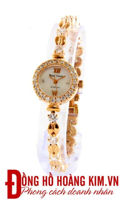 đồng hồ nữ đính đá đẹp