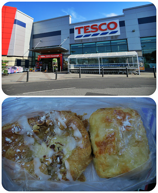 Tesco Pastries