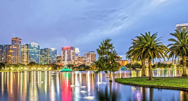 Primeira vez em Orlando