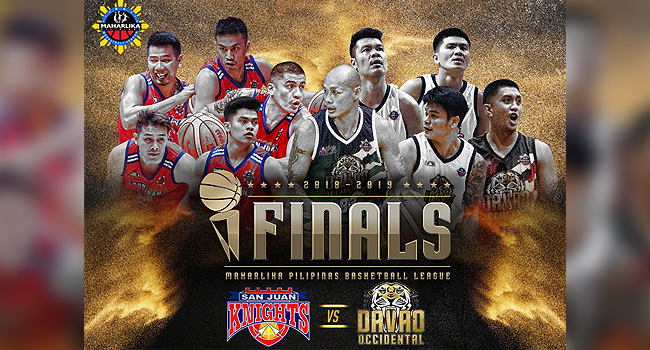 Davao Occidental def. San Juan, 77-66 (REPLAY VIDEO) MPBL Finals Game 4