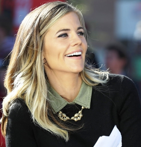 The Latest Celebrity Picture Samantha Ponder