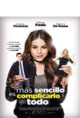 Lo más sencillo es complicarlo todo (2017) WEB-DL 720p Latino AC3 5.1