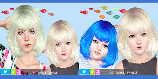 Free Twinkle Twinkle Hair by Newsea         ~          UTS3