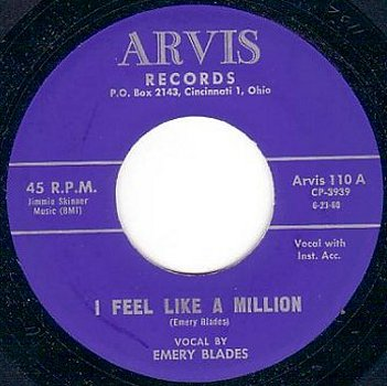 Dessie Faulkner With The Sunset Drifters - I Dare You To Love Me / City Life
