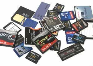 Pengertian Memory Card dan Fungsinya