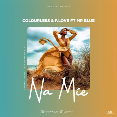 Colourless Ft P Love & Mr Blue - Na mie
