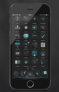 Otto 9, thema keren dan terbaru ios 9/8/7 untuk Iphone
