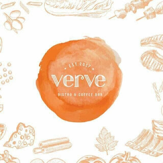 logo verve bistro & coffee bar