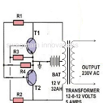 Making a Simple Inverter Circuit