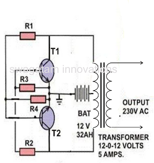 Wiring Diagram For An Inverter. Wiring. Wiring Diagram Site