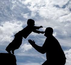ALWAYS POSITIVE AND BE HAPPY: Ketika Bapak dan Anak Tidak Bisa ...