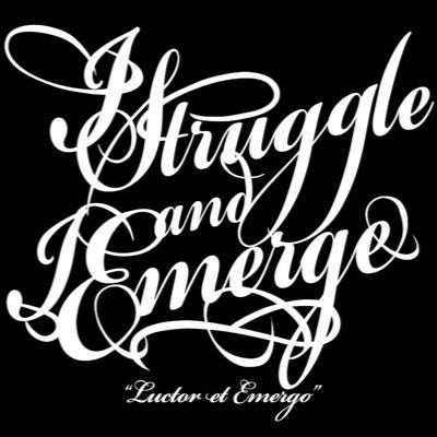 Ryan Aderréy - I Struggle and I Emerge (Luctor Et Emergo) (2015)