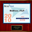 Matthew Ruff, Top Rated Attorney