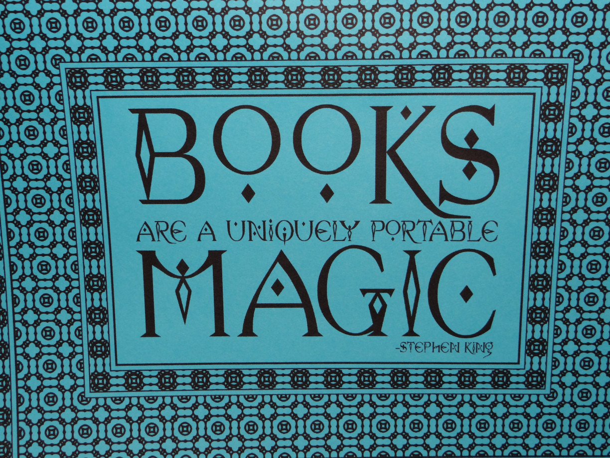books quotes reading quote read craftster coven quotesgram eat magic astrobrights paper