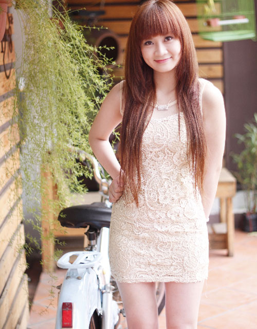 Hot Girls Vietnamese Sexy: Teen Vietnamese
