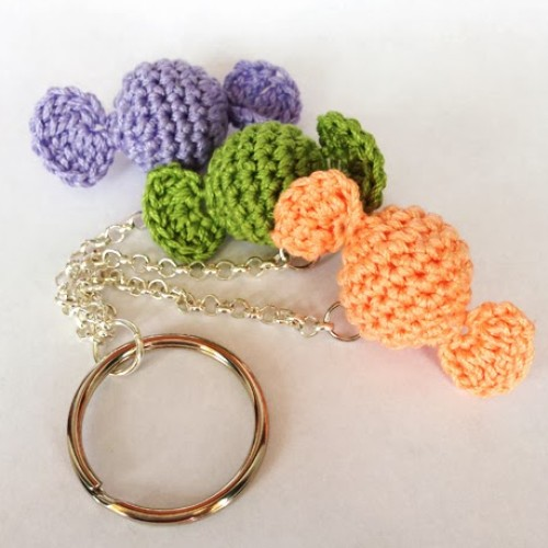 Little Candies - Free Amigurumi Pattern