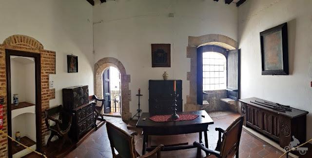 estancias alcázar de Colón