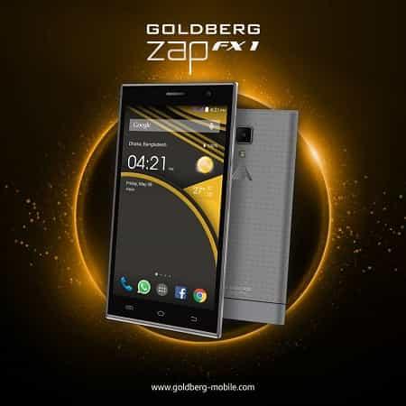 Goldberg ZAP FX1 Smartphone