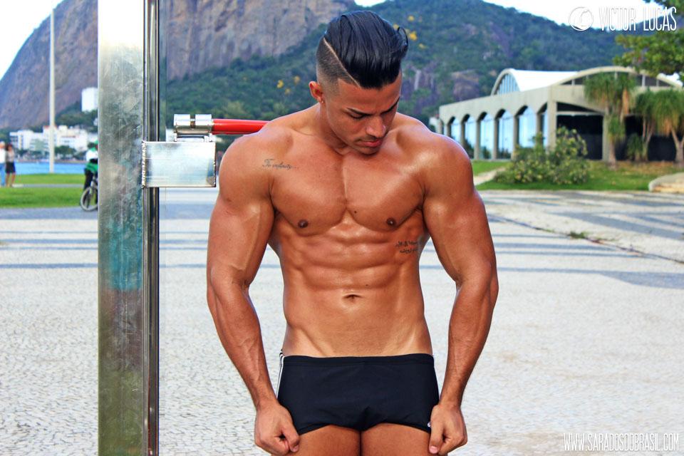 Victor Lucas • Foto: Rodrigo Pereira • Sarados do Brasil