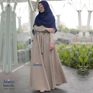 Gamis Amima Hijab
