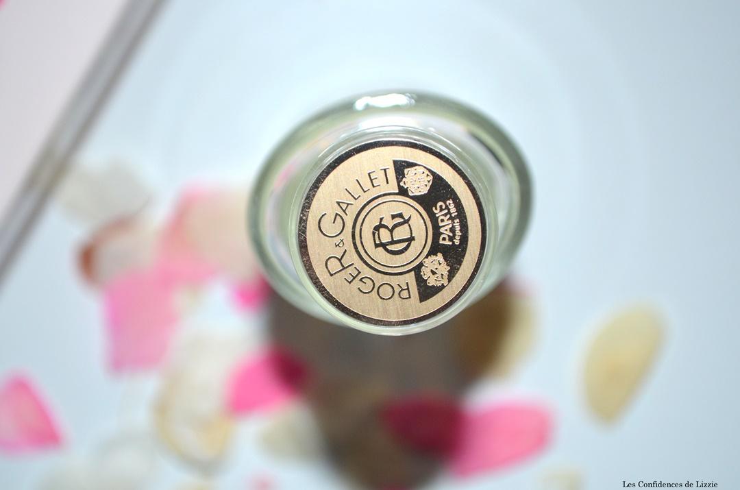 eau parfumee - ylang - vanille - cedre - rouger et gallet