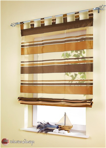 Elegant Kitchen Curtains 29