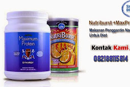 Jual Nutriburst dan Maximum Protein