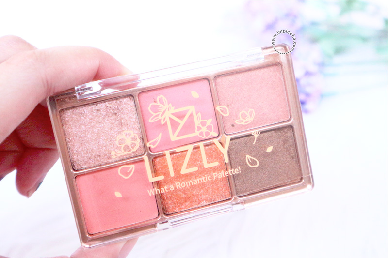 Lizly What a Romantic Palette