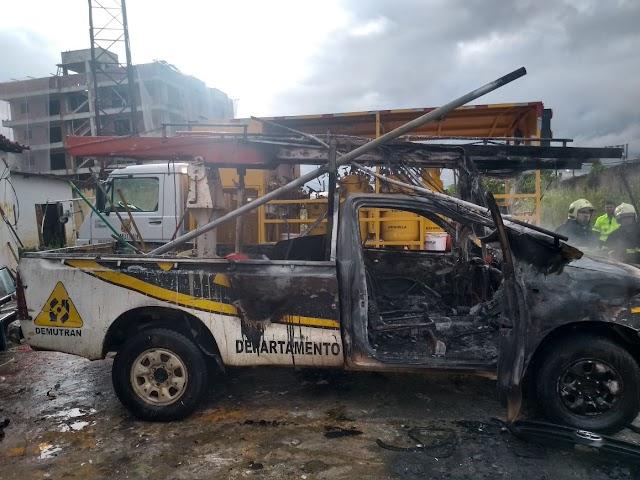 Presos 5 suspeitos de ataques a prédios públicos em Juazeiro do Norte; mandante seria detento