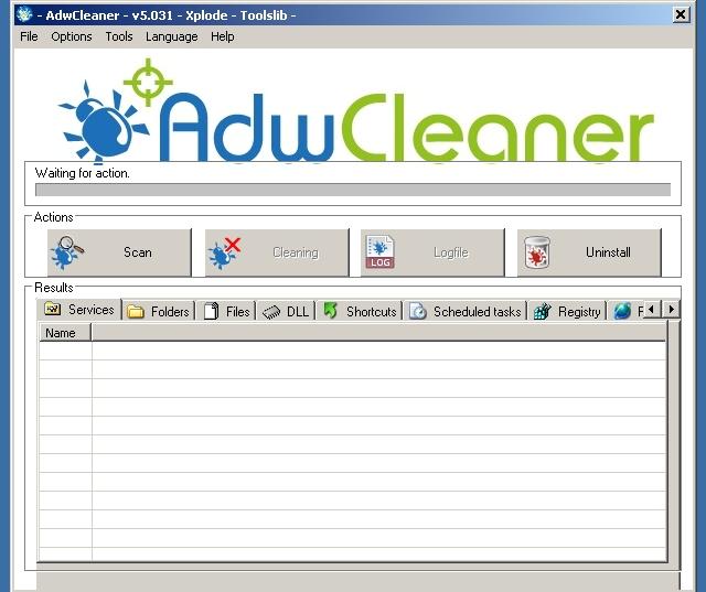 AdwCleaner - Solo Nuevas