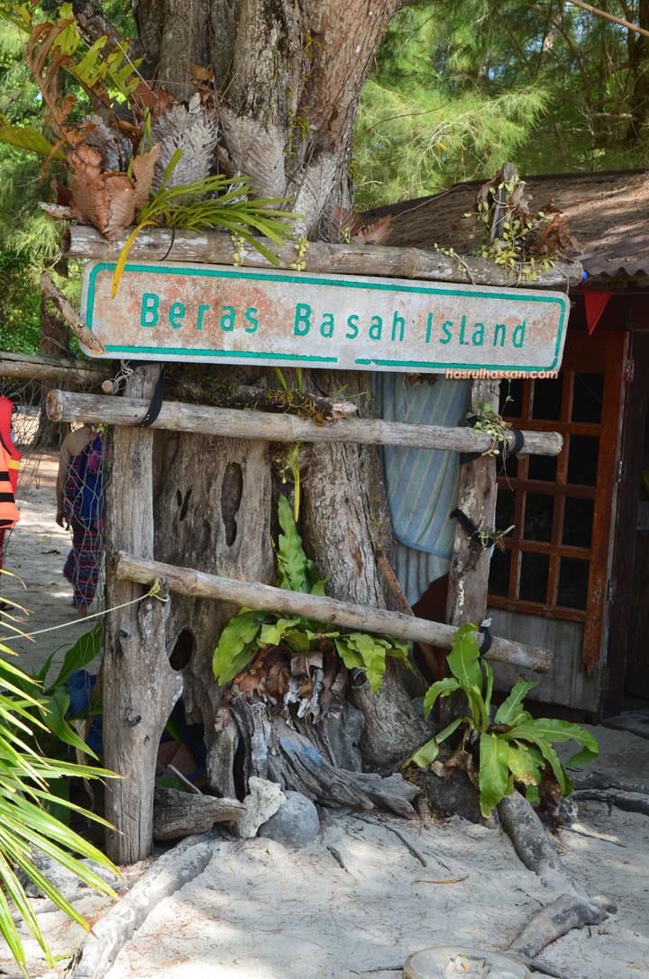 Pulau Beras Basah Antara Tempat Menarik Langkawi
